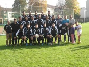 1.Herrenmannschaft FC Firat Bergen